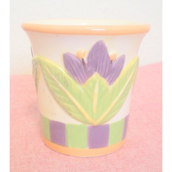 Yankee Candle Tropical Votive Candle Holder EC
